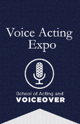 Voice Acting Expo from the School of Acting and Voiceover